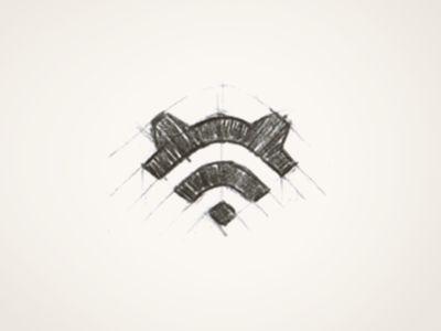 Racoon. Wifi security by Galitsky Design Studio - Dribbble