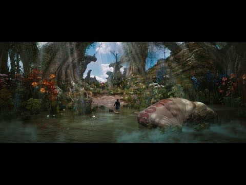 Next year, wander into the land of Oz The Great And Powerful. #trailer