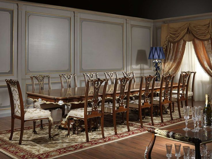 107 best Luxury Dining Rooms Furniture images on Pinterest