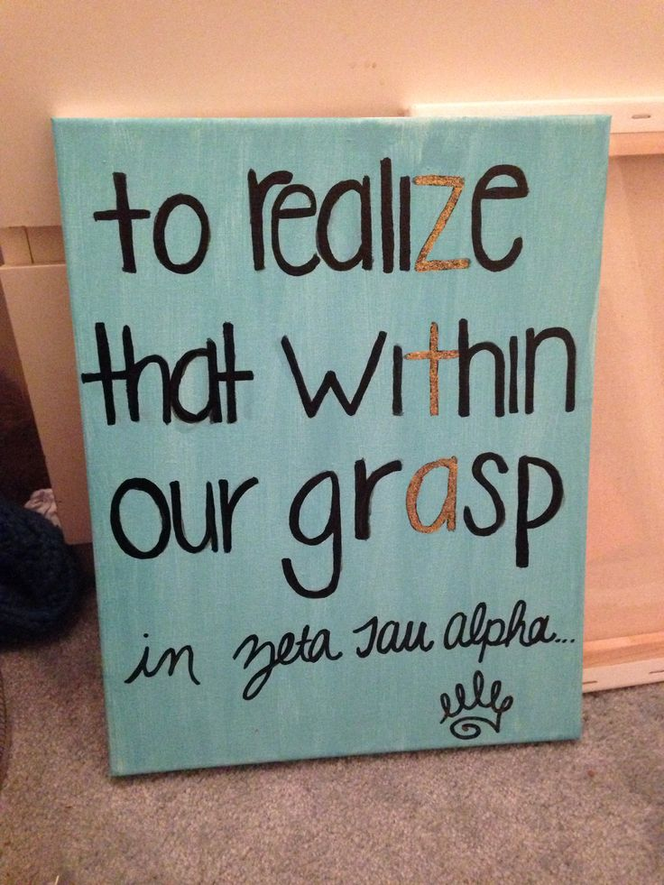 Crafting for my big #zta #zetataualpha #KappaPsi