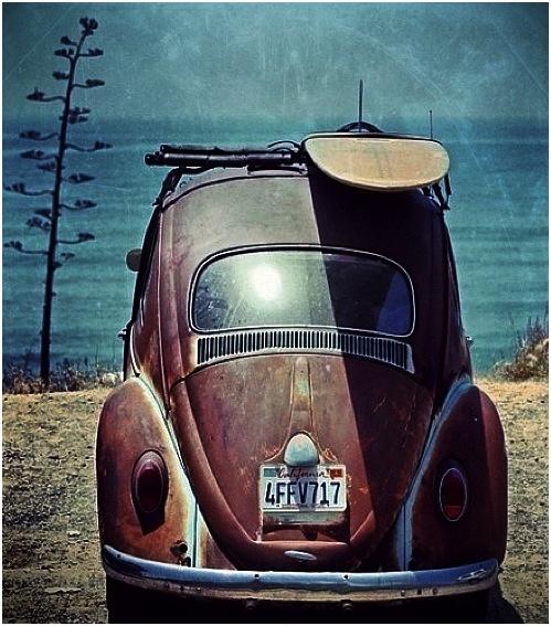 California style...