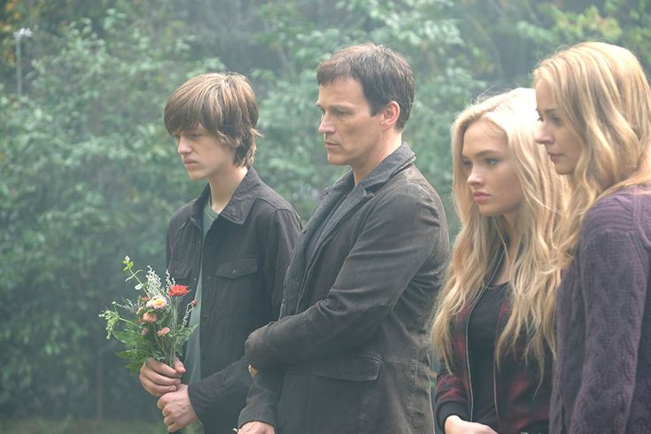Amy acker stephen moyer natalie alyn lind and percy
