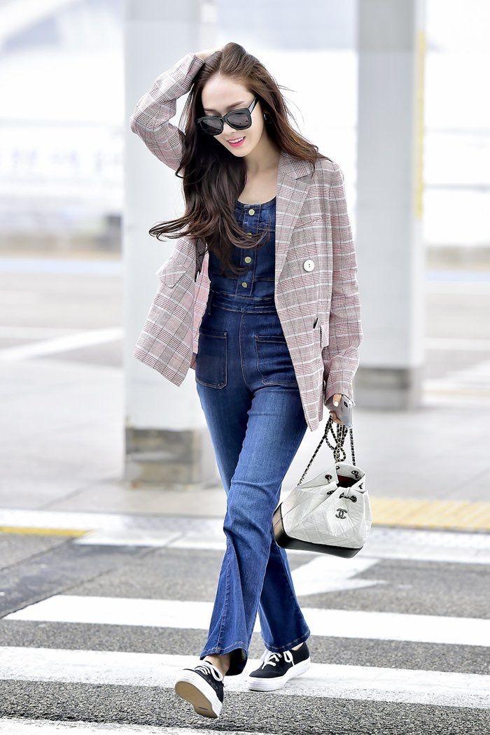 efa4ee4cfd0a2 Whose Airport Fashion Do You Like The Most  - Beauty   Fashion ...