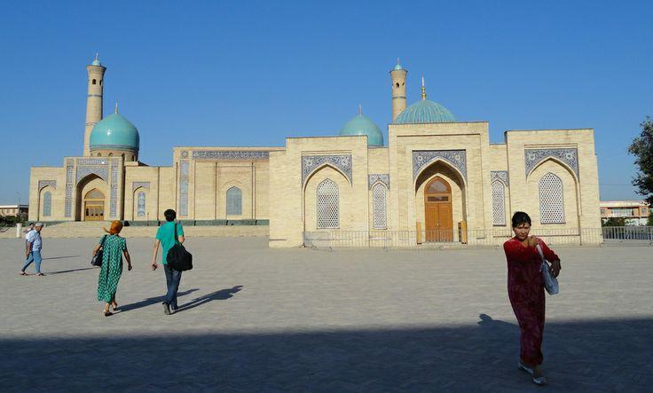 Plaza Khast Imom, Tashkent.