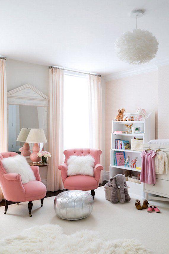PEACHY PINK SILK curtain, dupioni silk, window dressing, draping, window treatment, pink, pastel, peach, rose, lemonade, crepe, blush