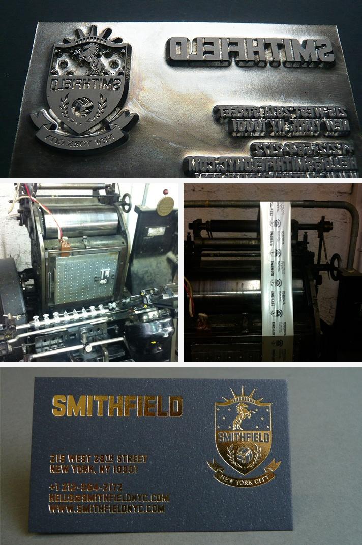 Smithfield NYC identity