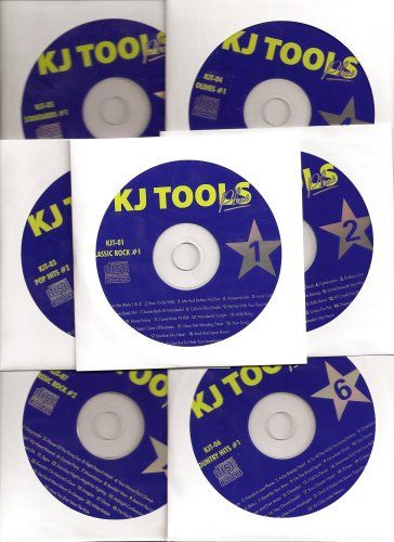 nice 12 Disk Karaoke CDG KJ TOOLS Set 243 Songs Great Variety Pack  Brand New Sealed Set Including Song List Product Features  Karaoke Cdg CD+G  ... http://imazon.appmyxer.com/music/12-disk-karaoke-cdg-kj-tools-set-243-songs-great-variety-pack/
