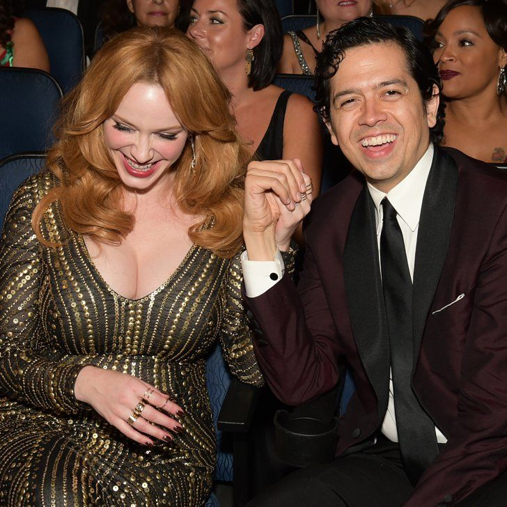 Hollywood Couples Showed a Whole Lot of Love at the Emmy Awards