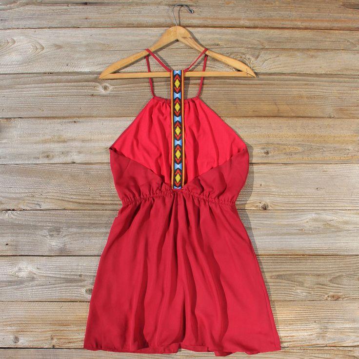 Sunkissed Dress: Alternate View #1