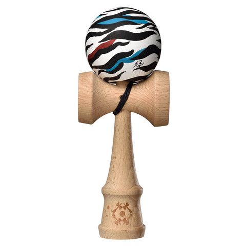 Kendama USA - Sean N. Ricks - Wild Zebra
