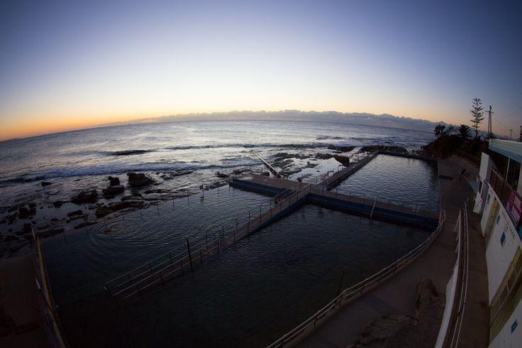 The Central Coast Ocean Baths