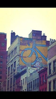 NYC loves bikes