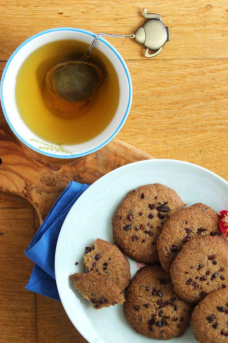 Cookies vegan, recette de base très simple