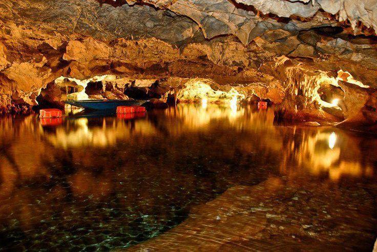 Diros Cavern #Mani #Peloponnese #Greece