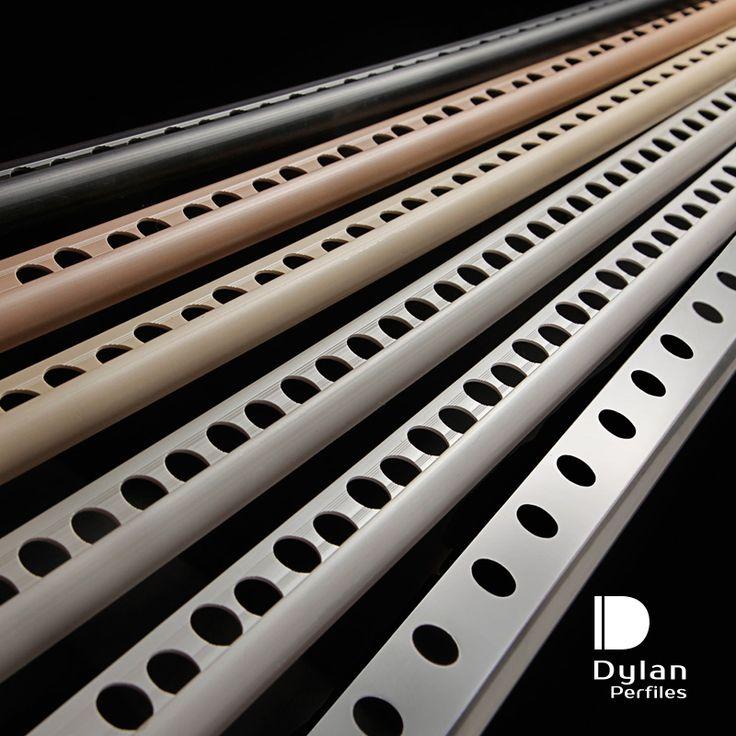Linea Dylan PVC. Guardacantos