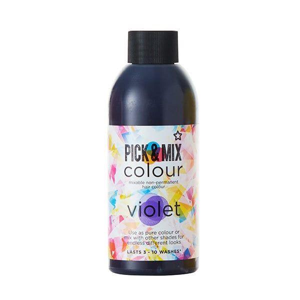 Superdrug Pick & Mix Colour Semi Permanent Hair Dye Violet - £3.29