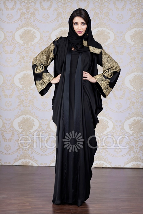 Effa Collection :: Abaya designs from Effa - Dubai, UAE