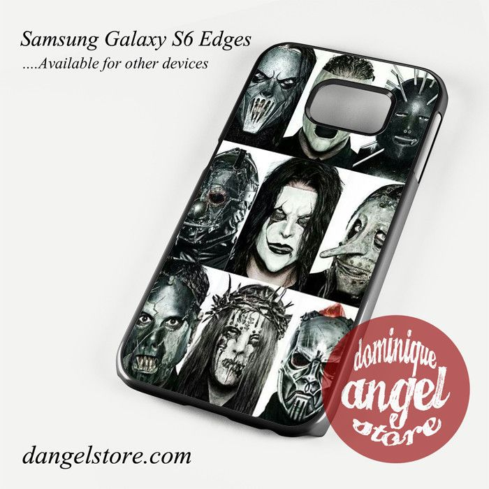 Slipknot Metal Band Phone Case for Samsung Galaxy S3/S4/S5/S6/S6 Edge