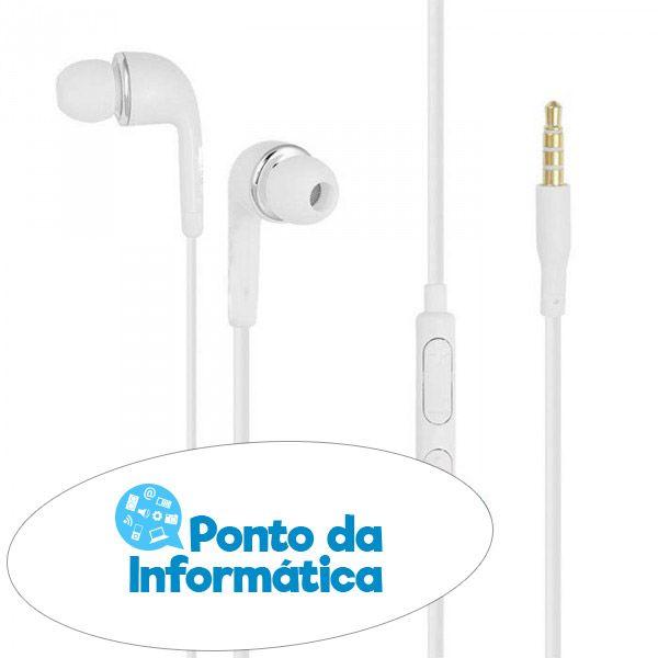 Fone de Ouvido P2 (Idêntico ao Original Samsung J5) Por: R$20,04