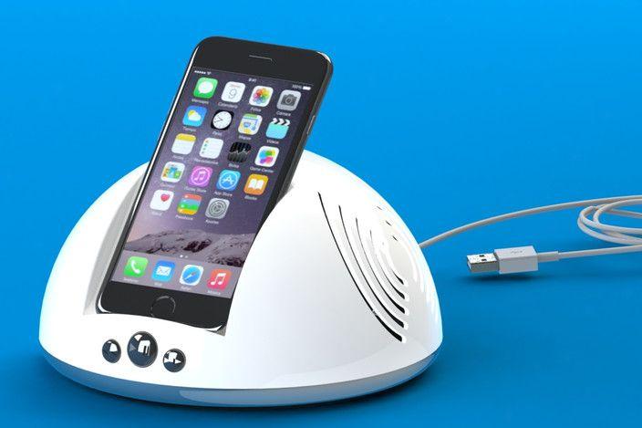 Amplifier for iPhone - SOLIDWORKS - 3D CAD model - GrabCAD