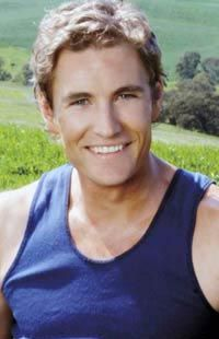 Brett Tucker as Dave Brewer on McLeod's Daughters