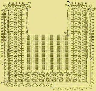 Oltre 1000 idee su bavaglini all 39 uncinetto per bambini su for Schemi uncinetto bavaglini free