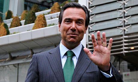 Lloyds Banking Group chief António Horta-Osório gets £1.7m bonus