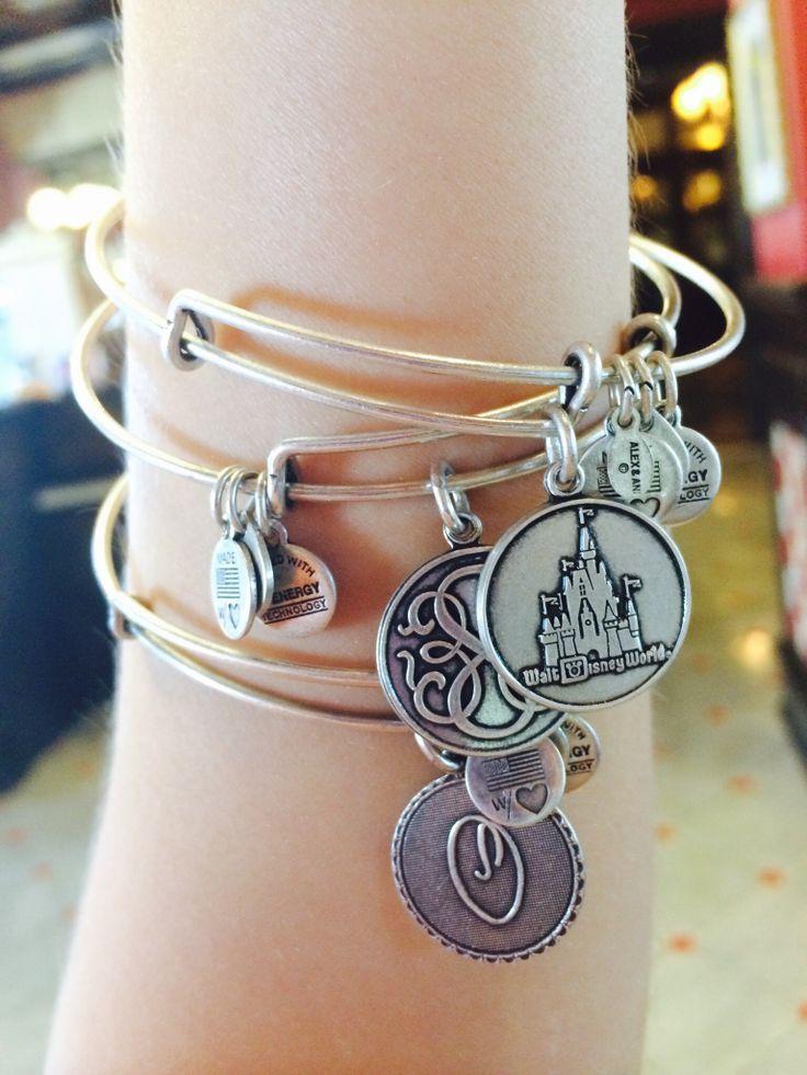 Disney alex and ani bracelet bling bling pinterest