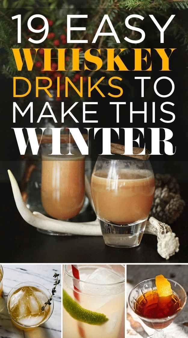 19 Whiskey Drinks To Put On Your Winter Bucket List (scheduled via http://www.tailwindapp.com?utm_source=pinterest&utm_medium=twpin&utm_content=post22190902&utm_campaign=scheduler_attribution)