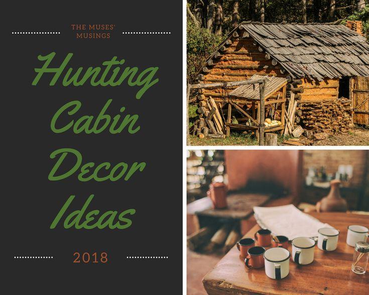 Hunting Cabin Decor Ideas Cover Image