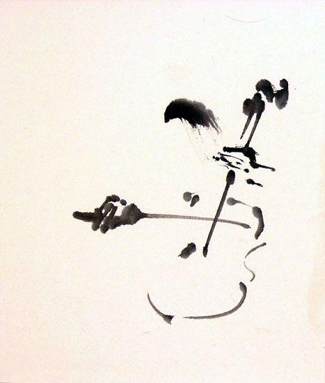 cellist art