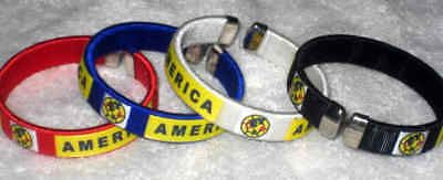 Soccer-Other 2885: New Club America Aguilas Mexico Soccer Team Bracelet -> BUY IT NOW ONLY: $42.46 on eBay!