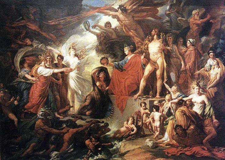 Ολύμπιοι θεοί | Τα ονόματα και η ετυμολογία τους | Αdsol