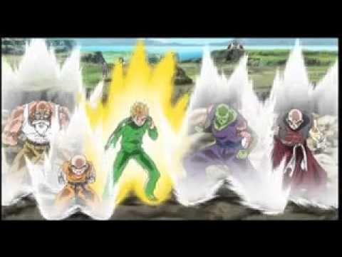【mad】 光のさす未来へ! ドラゴンボールz 復活のF - YouTube