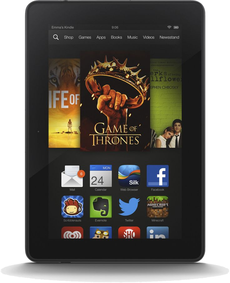 Just added the Amazon Kindle Fire HDX 7-inch to my want list on @gdgt!