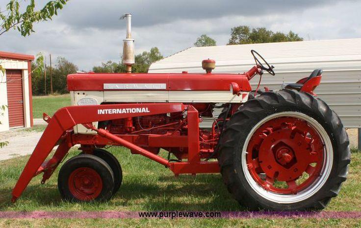 D F Dd D Bbc D Farmall Tractors International Harvester