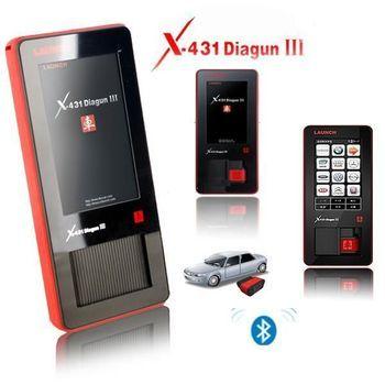 Original Bluetooth Launch X431 Diagun III