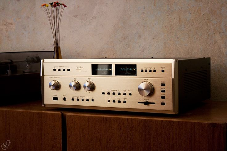 AUDIOKLASSIKS | HIFI VINTAGE OF THE 60's & 70's » ACCUPHASE