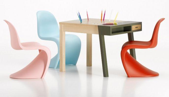 Стул Panton Junior — купить в Москве и регионах России с доставкой! детские стулья 2200
