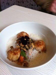 Les Meilleures Idées De La Catégorie Restaurant Gastronomique - Une cuisine en ville bordeaux