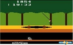 Pitfall one of my very favorite games.