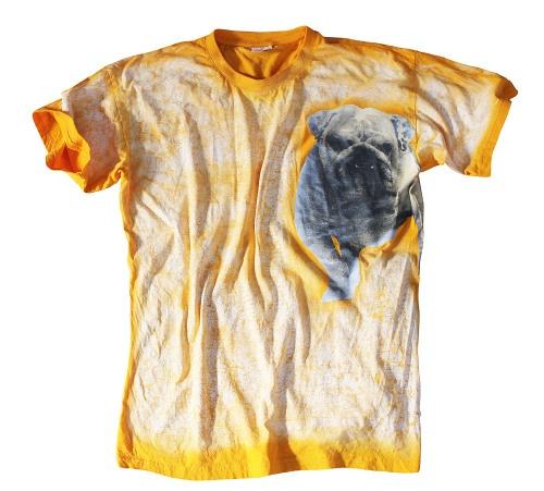 Human Rights - T-shirt - Yellow