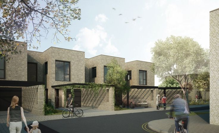 Designed by C.F. Møller in Cambridge,United Kingdom Long Lane, a key section of the Great Kneighton development on the southern fringe of Cambridge, has recently receive...