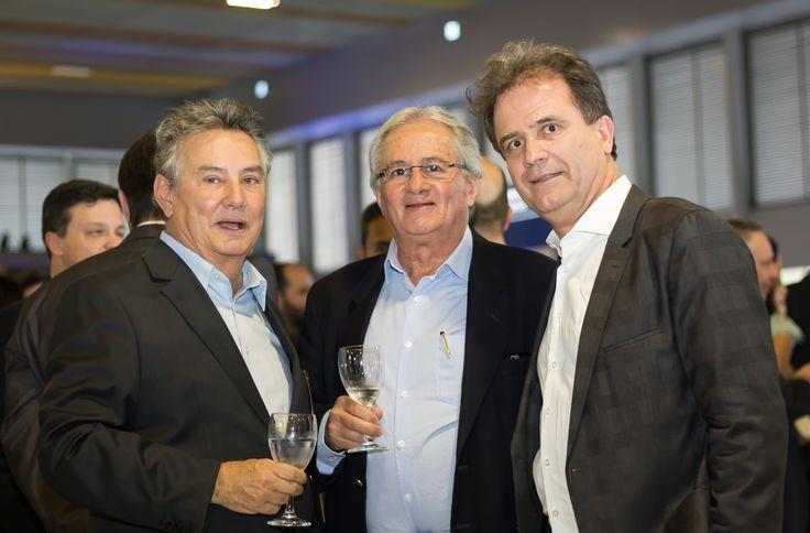Paulo Navarro, Francisco Bessa e Wagner Espanha