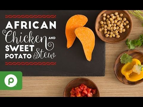 African Chicken and Sweet Potato Stew   Publix Recipes