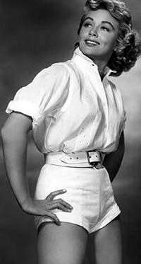 dorothy malone  summer would be so much more fun dressed like this!