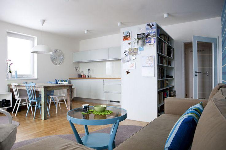 Kuchyně a obývák | bytové interiéry | in 2 ®