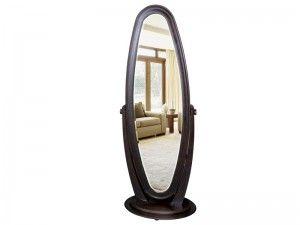 Напольные зеркала | Купить вращающиеся зеркала из массива