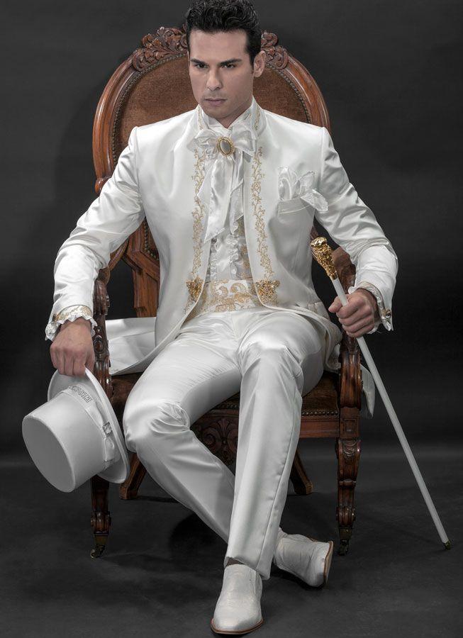 Italian wedding suits, model: B10-(524)