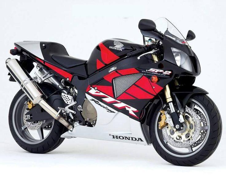 Honda VTR 1000 RC51 SP2 2005